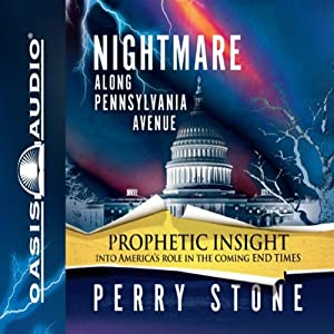 Nightmare Along Pennsylvania Avenue Audiobook