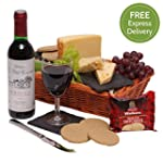 Wine & Cheese Hamper - Hampers and Gi...