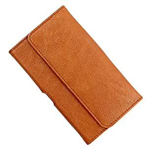 Dooda PU Leather Flip Pouch Case For XOLO Q1200