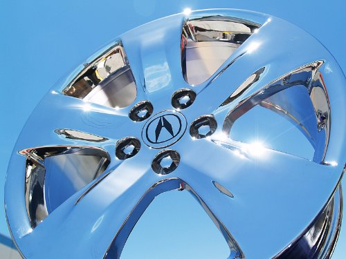Acura MDX Sport: Set of 4 genuine factory 18inch
