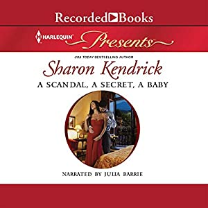 A Scandal, a Secret, a Baby Audiobook