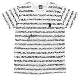 (ビームスティー) BEAMS T ジョジョの奇妙な冒険 / オラオラボーダーTシャツ