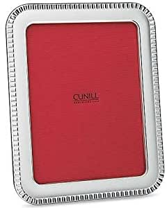 Cunill Silver Paris Frame for 5 by 7-Inch Photograph, Sterling Silver