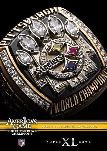Nfl Americas Game 2005 Steelers Super Bowl Xl
