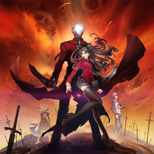 劇場版 Fate/stay night UNLIMITED BLADE WORKS 〈初回限定版〉[Blu-ray]