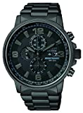 Citizen Mens CA0295-58E Eco-Drive Nighthawk Watch