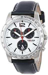 Golana Swiss Men's TE200-3 Terra Pro 200 Quartz Chronograph Watch
