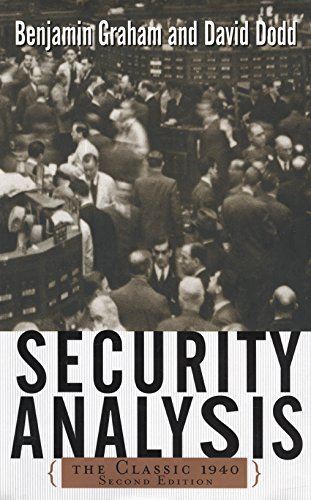 Security Analysis: The Classic 1940 Edition (Eureka Street Kindle compare prices)