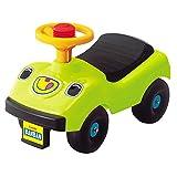 コンビ バンバンDX (黄緑) 【乗用玩具】 【日本製】