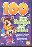 Cover art for  100 Fun Songs for Kids