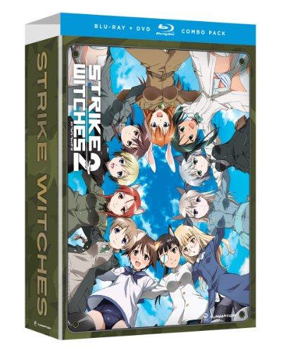 Strike Witches Season 2 [Blu-ray] [Import]