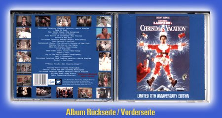 Christmas Vacation Soundtrack.Christmas Vacation Lampoon Soundtrack New Year Info 2019