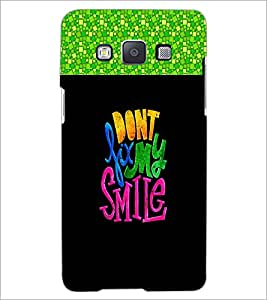 PrintDhaba Quote D-2678 Back Case Cover for SAMSUNG GALAXY A5 (Multi-Coloured)