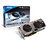 MSI N560GTX-Ti 448 Twin Frozer III PE/OC - NVIDIA GeForce GTX 560 Ti (448 Cores) PCI-E 16X Graphics Card