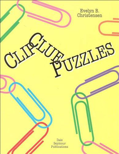 Clip Clue Puzzles086656618X