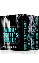 Boxed Set: Where There's Smoke Series: (a New Adult Erotic Romance)