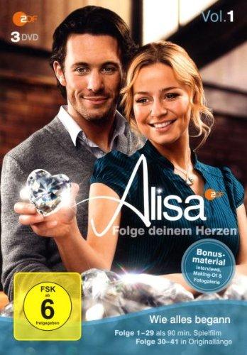 Alisa - Folge deinem Herzen Vol. 1 (3 DVDs)