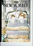 "The New Yorker, Volume LXXXVI, No. 26 September 27, 2010 (Cover) ""Bedbugs and Beyond"" // Profiles: The Unconsoled // Annals of Law: Without a Paddle"