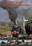2013 At The Keighley & Worth Valley Railway Dvd (Steam Engines, Trains)