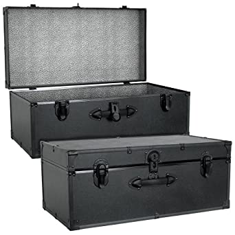 Barracks Footlocker Trunk