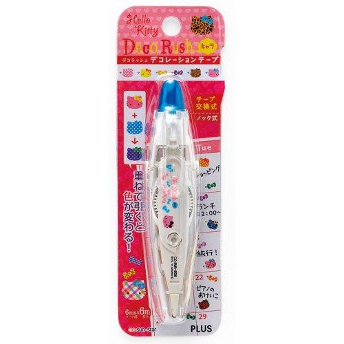 SunStar Hello Kitty デコラッシュキャラ 2 Hello Kitty S4208447