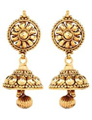 Akshim Multicolour Alloy Earrings For Women - B00NPYC448