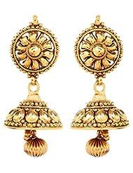 Akshim Multicolour Alloy Earrings For Women - B00NPYC448