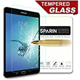SPARIN SP-TBS2TG-01 0.3mm / 2.5D Tempered Glass Screen Protector for Samsung Galaxy Tab S2 (9.7-Inch), Repeatable Installation - Retail Packaging