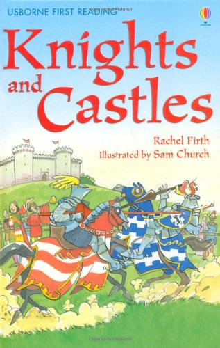 Knights and castles (First Reading Level 4)