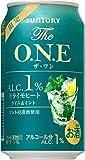 サントリー チューハイ The ONE (ザ・ワン) ドライモヒート 350ml×24本