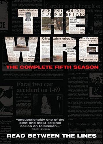 The Wire: Season 5 (The Wire Box Set compare prices)