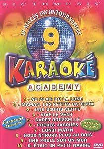 Karaoké academy 9