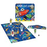 Orchard Toys Rockets And Comets, Multi Color