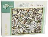 Andreas Cellarius: Map of the Heavens 1,000-Piece Jigsaw Puzzle (Pomegranate Artpiece Puzzle)