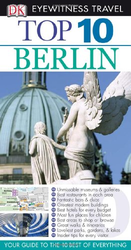 DK Eyewitness Travel Guide to Berlin Top 10