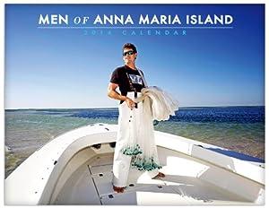 Men of Anna Maria Island 2014 Calendar