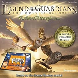 Guardians of Ga'Hoole Circles of Strength Game