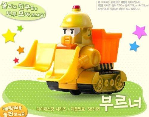 Robocar Poli - Bruner (diecasting - not transformers)