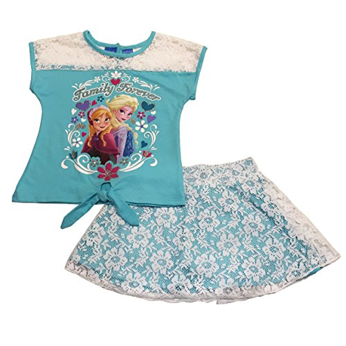 Disney Frozen Elsa and Anna Big Girl's Scooter Set