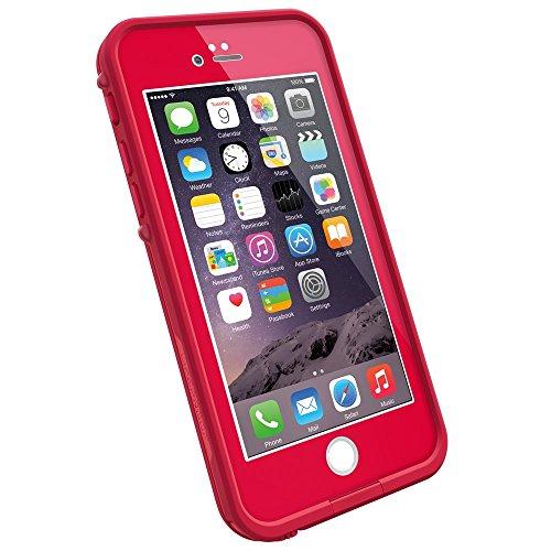 【日本正規代理店品・保証付】LIFEPROOF 防水防塵耐衝撃ケース fre iPhone6 Redline Red 77-50339