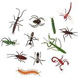Insekten Set 48-teilig Mitgebsel Party-Fun