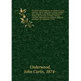 Literature and insurgency; ten studies in racial evolution: Mark Twain, Henry James, William Dean Howells, Frank...