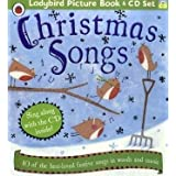 Christmas Songs Book and CD (Ladybird Picture Book)by Ladybird