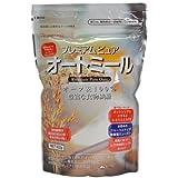 日本食品製造 プレミアムピュアオートミール オーツ麦100% 300g袋