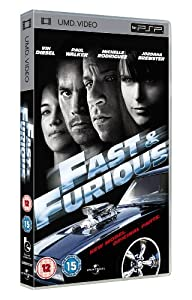 The Fast & Furious 4 [UMD Mini for PSP]