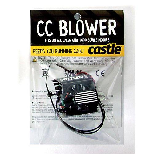 Castle Creations 011-0014-00cc 14 Series Blower for 36mm Motors