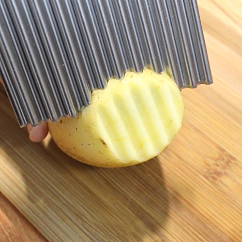 Glive's French Fries Wave Patterns Slicer Cutter BUY 1 GET 1 FREE