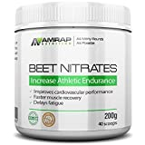 Beet Juice Powder | AMRAP Nutrition - Concentrated Beet Nitrate (Beetroot) Juice Powder.