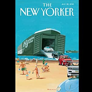 The New Yorker, July 22nd 2013 (John Seabrook, Rachel Louise Snyder, James Wood) Periodical