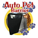 "Auto Pet Barrier (Black) (27.58""H x 24""W x 0.25""D)"